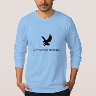 The NOVUS ORDO SECLORUM Long Sleeve Shirt. T-Shirt