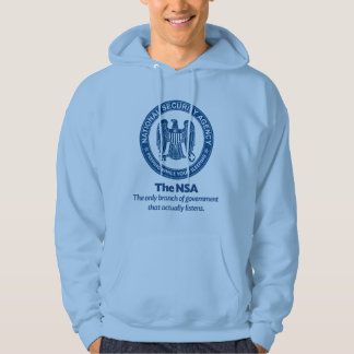 The NSA Hooded Sweatshirt