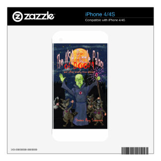 The NSA Puzzle Palace of Doom iPhone 4 Decal