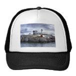 "The ""Nubble"" Cape Neddick lighthouse York, Maine Trucker Hat"