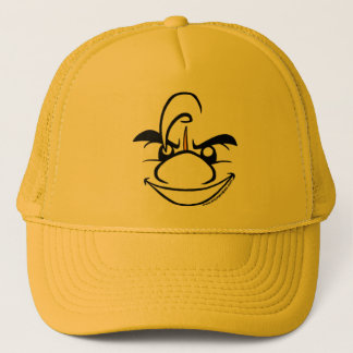 The Nuclear Onion hat. Trucker Hat