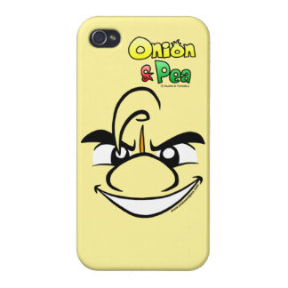 The Nuclear Onion iphone 4/4S marries Case For iPhone 4