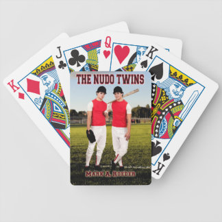 The Nudo Twins cards Bicycle Card Decks