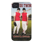 The Nudo Twins Case-Mate iPhone 4 Cases