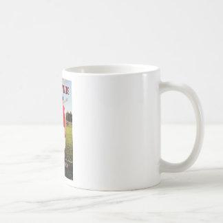 The Nudo Twins Classic White Coffee Mug