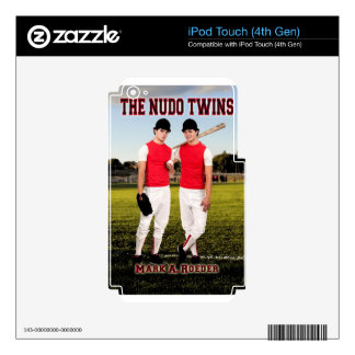 The Nudo Twins Decals For iPod Touch 4G