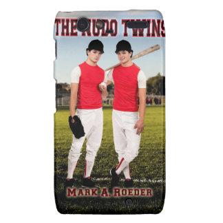 The Nudo Twins Droid RAZR Cover