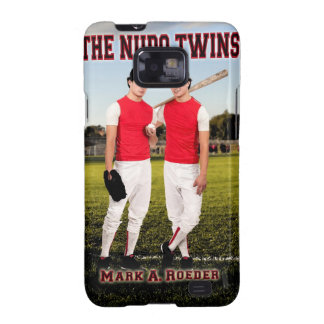The Nudo Twins Galaxy SII Covers