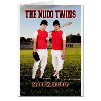The Nudo Twins Greeting Card