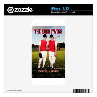 The Nudo Twins iPhone 4 Skins