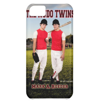 The Nudo Twins iPhone 5C Cases