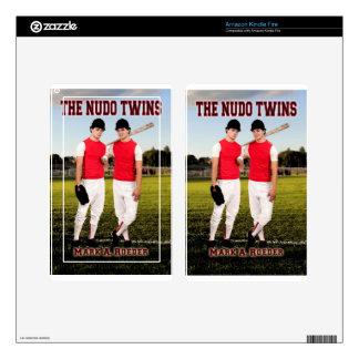 The Nudo Twins Kindle Fire Skins