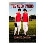 The Nudo Twins postcards