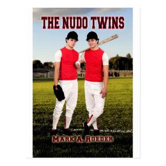 The Nudo Twins postcards