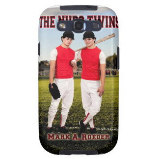 The Nudo Twins Samsung Galaxy S3 Cover