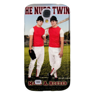 The Nudo Twins Samsung Galaxy S4 Cover