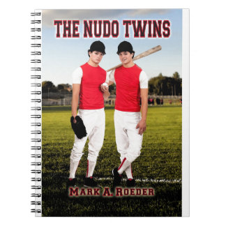The Nudo Twins Spiral Notebook