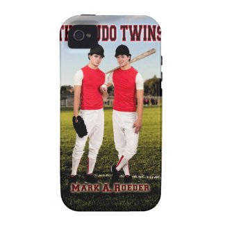 The Nudo Twins Vibe iPhone 4 Cases