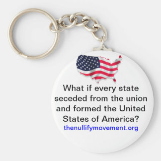 The Nullify Movement - Key Chain