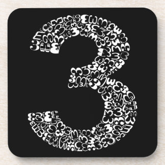 The Number Three Coaster