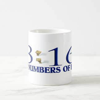 The Numbers Of Hope Coffee Mugs