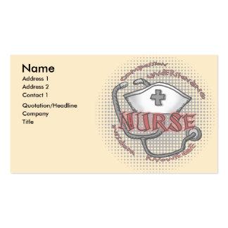 The Nurse Axiom Business Card Templates