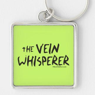 The Nurse Vein Whisperer Keychain