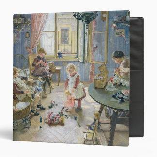 The Nursery, 1889 3 Ring Binder