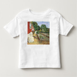 The nursery by William Chase Toddler T-shirt