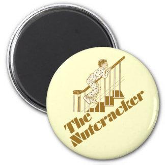 The Nutcracker 2 Inch Round Magnet