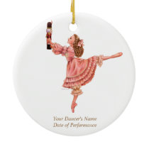 The Nutcracker Ballet Keepsake Ornament