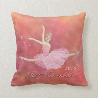 The Nutcracker Ballet Keepsake Pillow