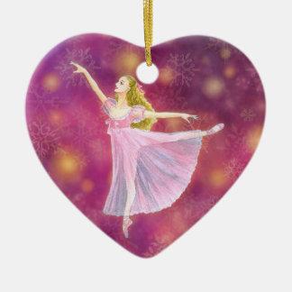 The Nutcracker Ballet Ornament - Clara