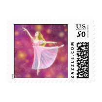 The Nutcracker Ballet Postage Stamp