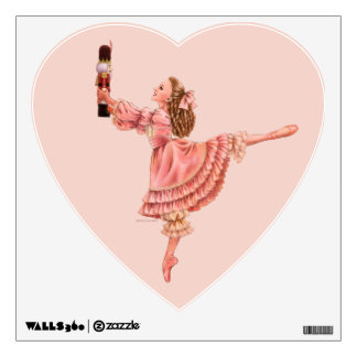 The Nutcracker Ballet Wall Decal