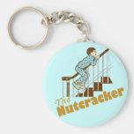 The Nutcracker Basic Round Button Keychain