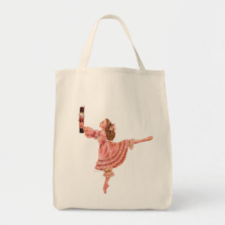 The Nutcracker Canvas Tote