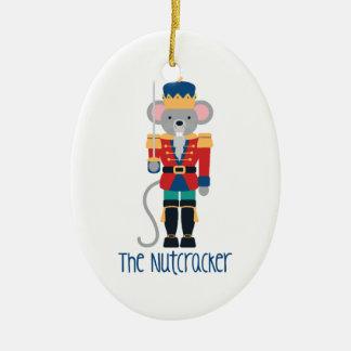 The Nutcracker Ceramic Ornament