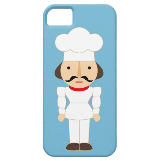 The Nutcracker Chef - Cute Cook iPhone SE/5/5s Case