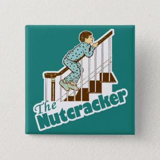 The Nutcracker Christmas Button
