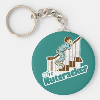 The Nutcracker Christmas Keychain