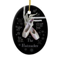 'The Nutcracker' Christmas Ornament