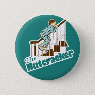 The Nutcracker Christmas Pinback Button