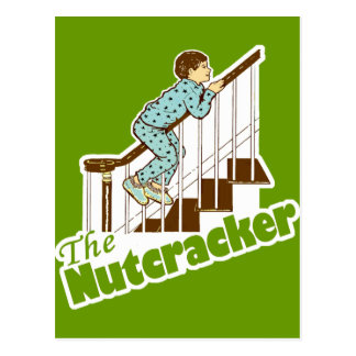 The Nutcracker Christmas Postcard