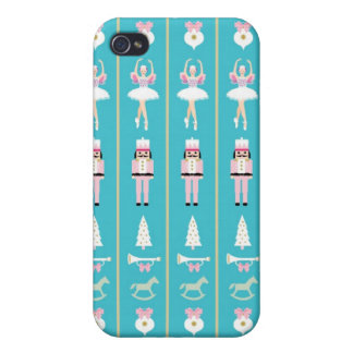 The Nutcracker Cover For iPhone 4