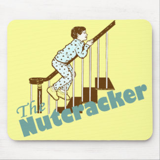 The Nutcracker Funny Mouse Pad