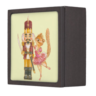 The Nutcracker Gift Box