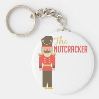 The Nutcracker Keychain