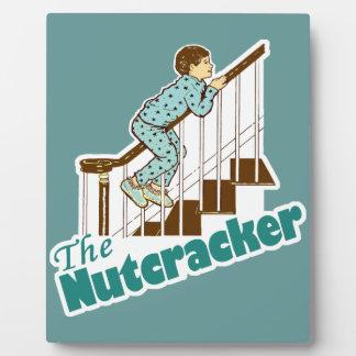 The Nutcracker Plaque