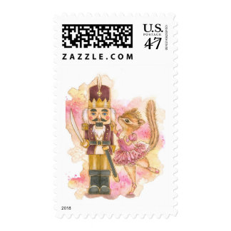 The Nutcracker Stamps
